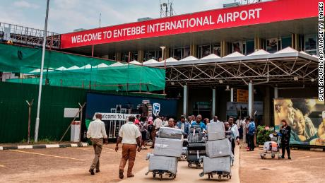 Uganda restricts travel from 16 countries including UK and US because of coronavirus