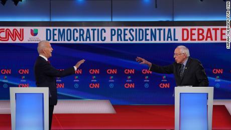 5 takeaways from the Biden vs. Sanders debate
