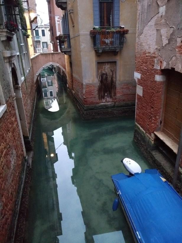 "Vaizdo rezultatas pagal užklausą ""Venice canals appear cleaner"""