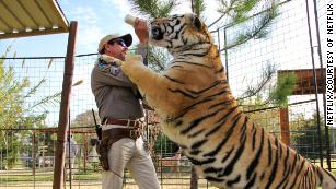 Tiger King Review Tiger King Is The Weird Docu Series Distraction We Can Use Right Now Cnn