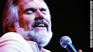 Country music legend: Kenny Rogers