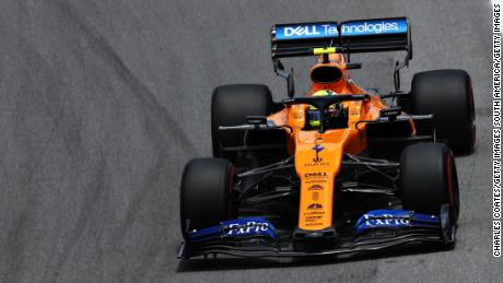 Coronavirus pandemic is 'final wake-up call' for Formula One, says McLaren boss
