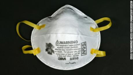 N95 masks are rare - and scammers know this