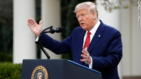 Fact check: Trump falsely denies saying two things he said last week