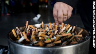 Now's the time to quit smoking: It could increase your odds of beating Covid-19