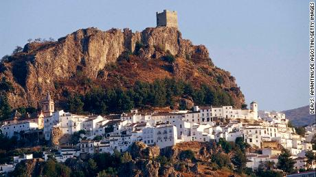 The hilltop fortress town that cut itself off from the world -- and coronavirus