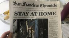 CDC report says residents of four key cities listen to stay at home