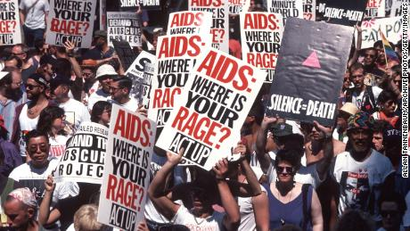 Lessons the AIDS epidemic has for coronavirus