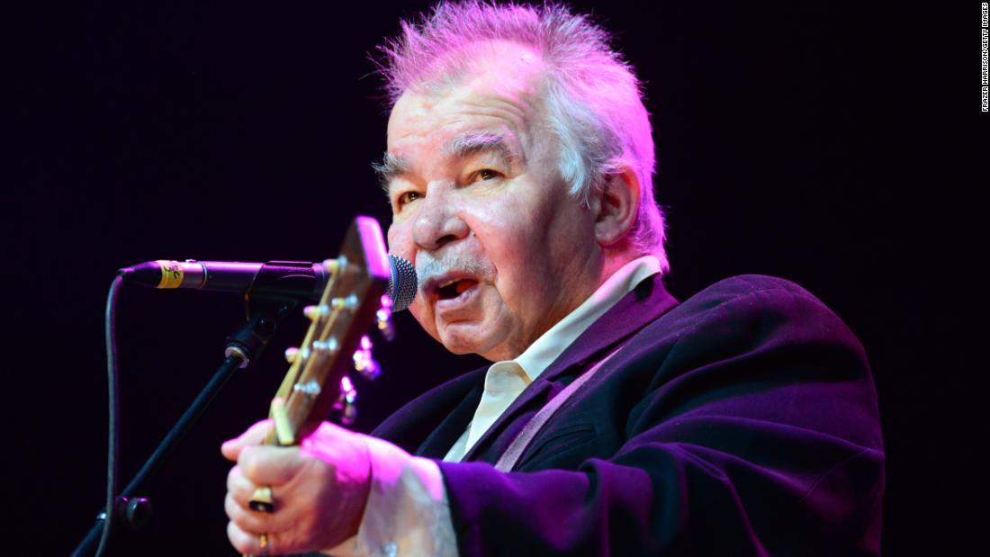 John Prine, influential singer-songwriter, dies at 73 thumbnail