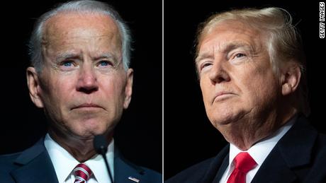 CNN polls: Biden leads in three key states Trump won in 2016