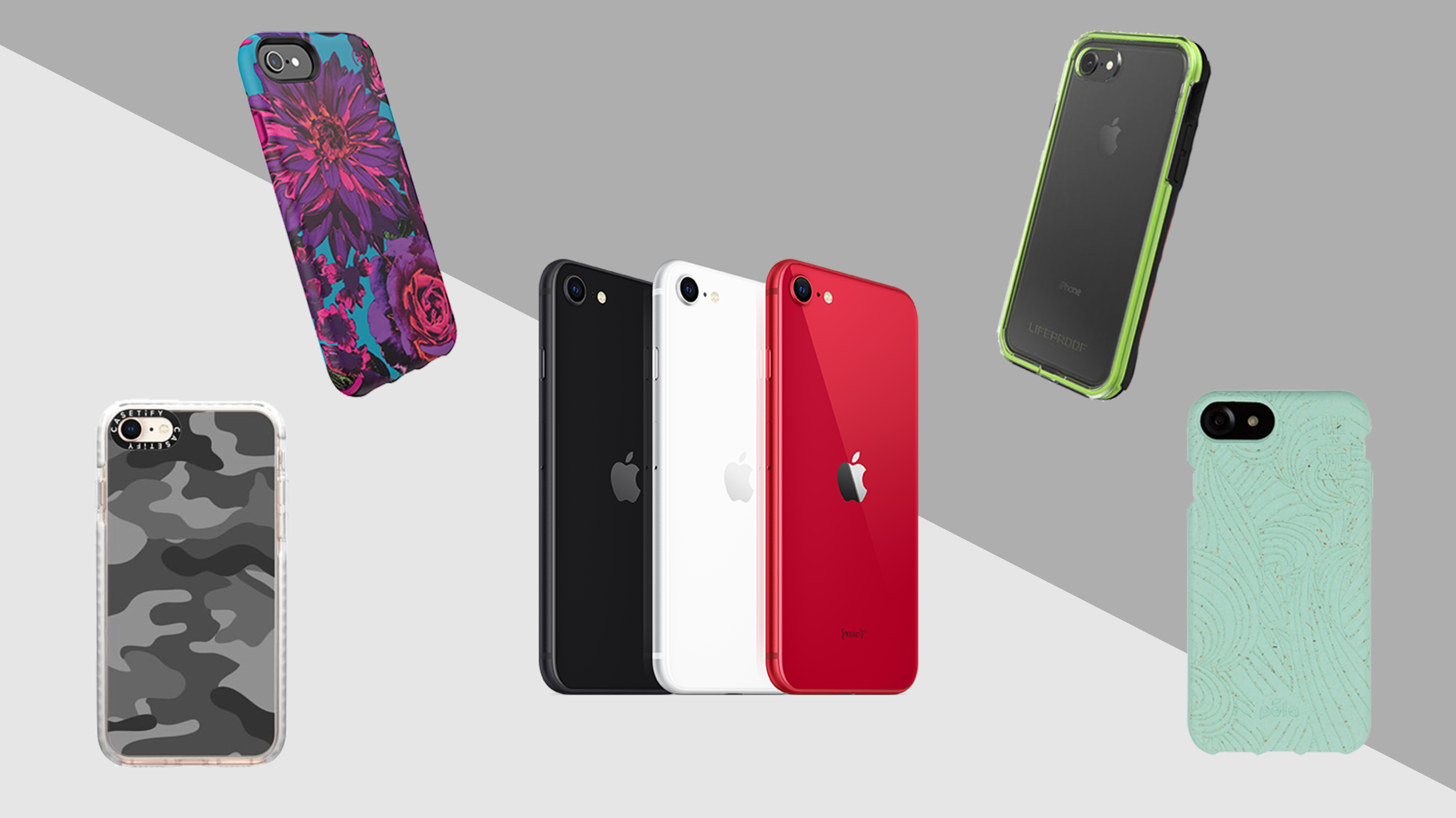 The iphone se is currently the most affordable apple smartphone available in india and was launched last year at a starting price of rs. Best Iphone Se Second Generation Cases Get Protection And Style With Our Picks Cnn Underscored