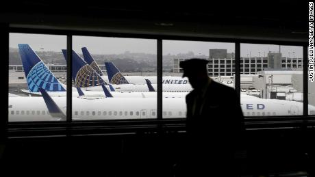 United says demand for travel is 'essentially zero' and signals layoffs
