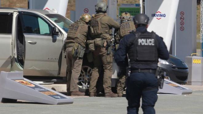 Nova Scotia shooting: Death toll rises to 22 - CNN