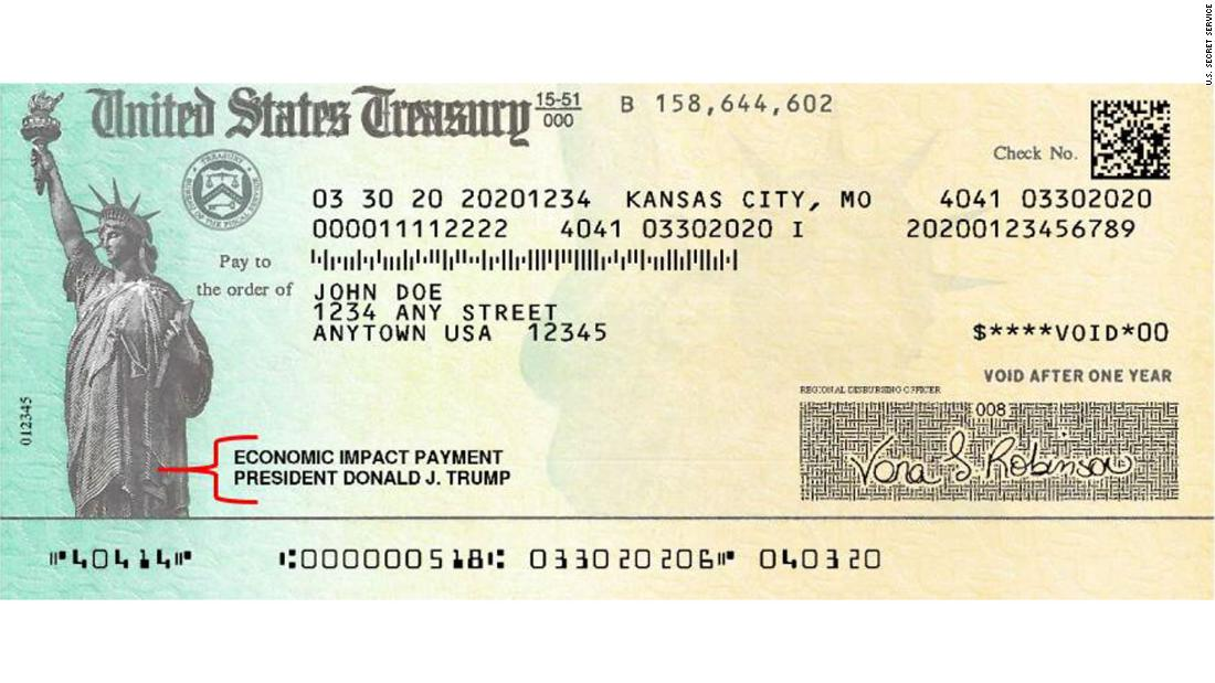 Stimulus payments: Wednesday is the last day to request direct ...