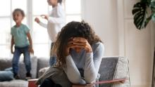 You can't hide your stress from your children, study finds