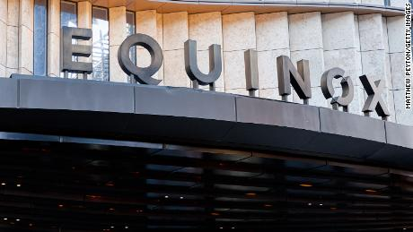 NEW YORK, NEW YORK - FEBRUARY 09: Equinox Hudson Yards gives members access to group fitness classes, a 25-meter indoor saltwater pool, hot and cold pools and a 15,000 square foot outdoor leisure pool and a terrace. (Photo by Matthew Peyton / Getty Images for Equinox)