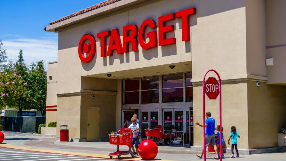 The Target REDcard comes with an automatic 5% discount on almost all purchases at Target.