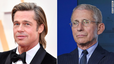 & # 39; SNL & # 39; returns with Brad Pitt as Dr Anthony Fauci