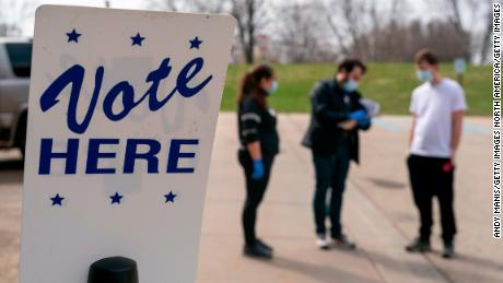Poll watchers and what do they do?