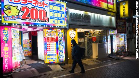 When your house is a Japanese internet cafe, but the coronavirus pandemic is forcing you out
