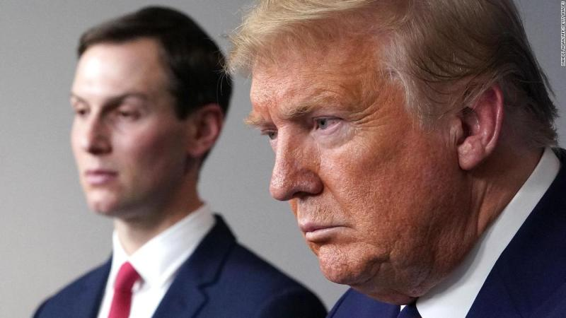 Jared Kushner's very revealing comment on Black Americans' desire for success