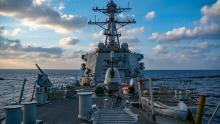 US Navy stages back-to-back challenges to Beijing's South China Sea claims
