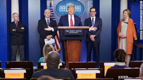 White House task force warns states that vaccines will not reduce Covid spread until late spring