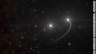 Astronomers find the closest black hole to Earth, 1,000 light-years away