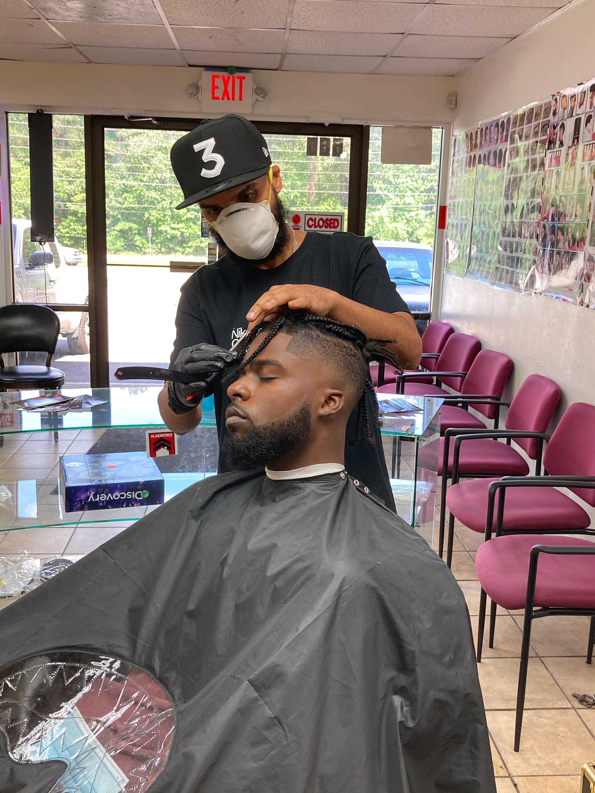 Haircut Places Near Me Open Now : haircut, places, Coronavirus, Transforming, Salons, Barbershops, Style