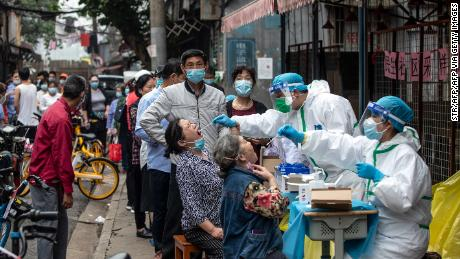 Nearly half a million people may have had Covid-19 in Wuhan, study shows. That's almost 10 times the official figure