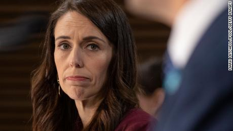 New Zealand's prime minister has moved away from coffee under coronavirus restrictions