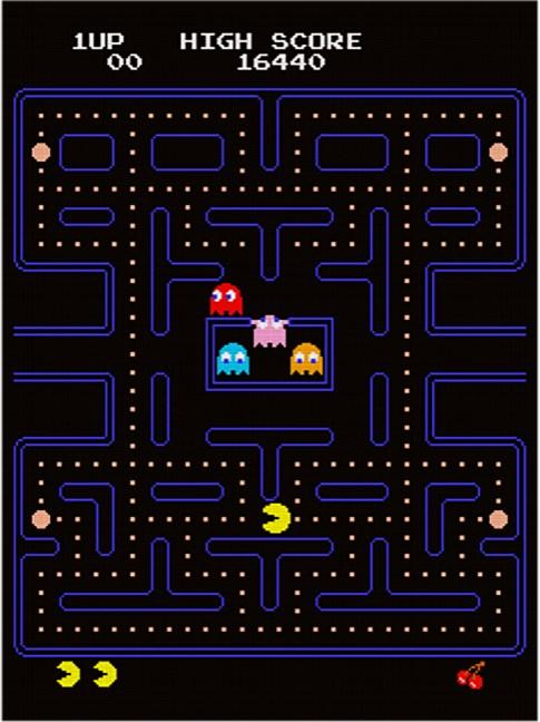 Pac-Man - CNN Style