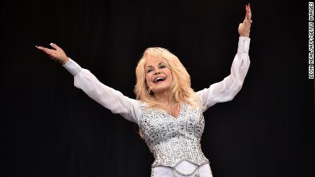 Dolly Parton, please save us from 2020.