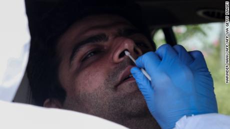 The CDC estimates that 35% of coronavirus patients have no symptoms