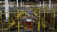Ford forced to shutdown production at two factories after employees tested positive for Covid-19