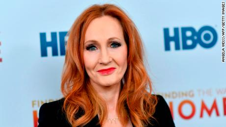 JK Rowling explains her gender identity views in essay amid backlash