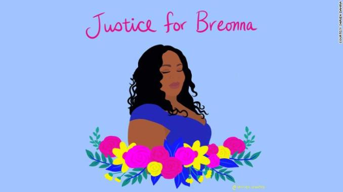 No charges have been filed yet in connection with the death of Breonna Taylor in March