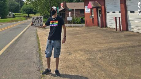 Black Lives Matter protests aren't just happening in big cities. They're also in America's small towns