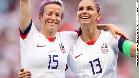 Germany and US leading the way in crucial period for women's football