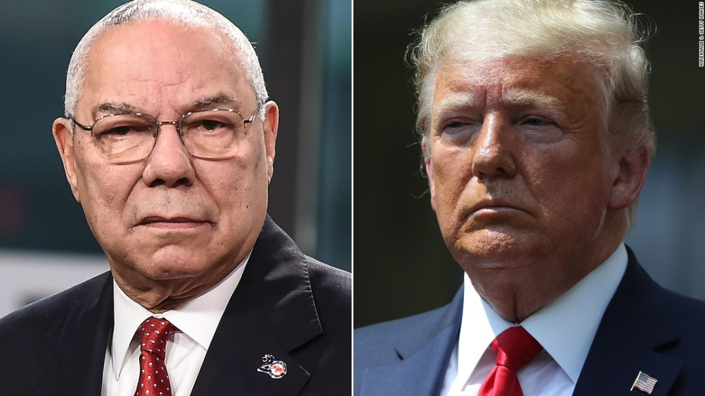 WATCH AND READ: Colin Powell criticizes Trump's response to ...