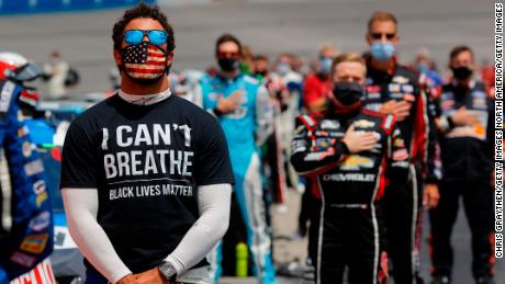 Opinion: NASCAR does the right thing on Confederate flag ban