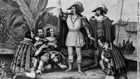 Why Christopher Columbus was not the hero we learned from at school