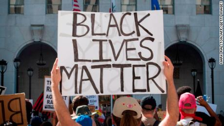 Why saying 'All lives matter' misses the big picture