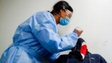 A study reveals that the sars coronavirus continues to spread among the hispanic population in low-income San Francisco