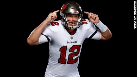Only one player from Tom Brady's Tampa Bay Buccaneers opted out of the 2020 season.