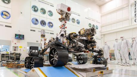 Mars rovers of the past paved the way for persistence of NASA's newest explorer