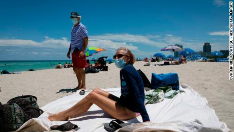 The CDC has published recommendations to help protect swimmers from the spread of Covid-19