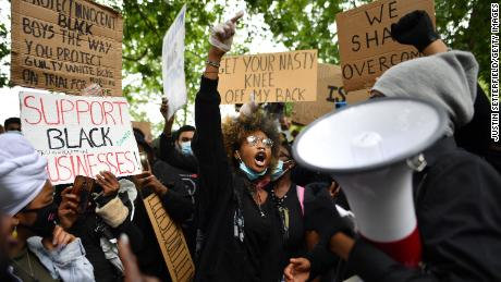 The report was praised last summer for the BLM protests in Britain and the frustrations that followed.