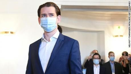 And so did rightwing Austrian Chancellor Sebastian Kurz, at a hearing on the country's so-called Ibiza scandal on June 24 in Vienna.
