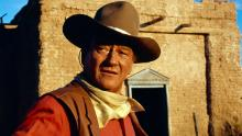 John Wayne appeared in more than 150 feature films, including the 1966 Western 'El Dorado.'
